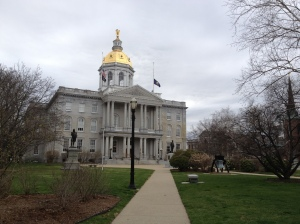 The Capitol in Concord NH