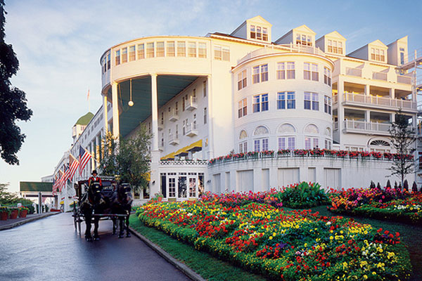 The Grand Hotel on Mackinac Island will be hosting its annual Needle Arts Seminar in May